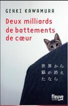 Couverture du livre « Deux milliards de battements de coeur » de Genki Kawamurte aux éditions Fleuve Noir