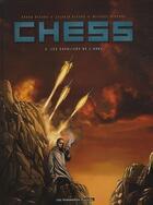 Couverture du livre « Chess t.2 ; les cavaliers de l'aube » de Sylvain Ricard et Bruno Ricard et Michael Minerbe aux éditions Humanoides Associes