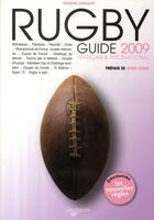 Couverture du livre « Rugbyguide 2009 » de Collectif aux éditions De Vecchi