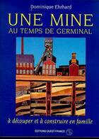 Couverture du livre « Mine A Decouper » de Ehrhard/Dominique aux éditions Ouest France
