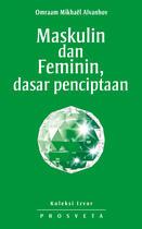 Couverture du livre « Maskulin dan Feminin, dasar penciptaan » de Omraam Mikhael Aivanhov aux éditions Prosveta