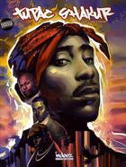 Couverture du livre « Tupac Shakur sans concession » de Legg aux éditions Indeez