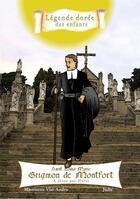 Couverture du livre « Saint Louis-Marie Grignion de Montfort » de Mauricette Vial-Andru aux éditions Saint Jude