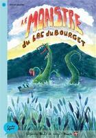 Couverture du livre « Le monstre du lac du Bourget » de David Gautier aux éditions Boule De Neige
