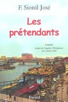 Couverture du livre « Les pretendants » de Sionil-Jose-F aux éditions Fayard