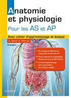 Couverture du livre « Anatomie et physiologie ; aide-soignant et auxiliaire de puériculture » de Alain Rame et Sylvie Therond aux éditions Elsevier-masson