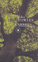 Couverture du livre « L'arbre » de John Fowles aux éditions Des Deux Terres