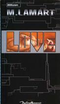 Couverture du livre « Love » de Michel Lamart aux éditions Naturellement