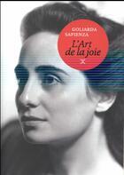 Couverture du livre « L'art de la joie » de Goliarda Sapienza aux éditions Le Tripode