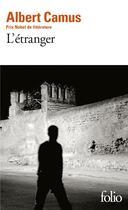 Couverture du livre « L'étranger » de Albert Camus aux éditions Gallimard