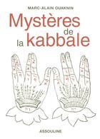 Couverture du livre « De la kabbale » de Marc-Alain Ouaknin aux éditions Assouline