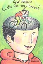 Couverture du livre « Carla on my mind » de Cyril Montana aux éditions Le Dilettante