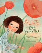 Couverture du livre « Alice au Pays des Merveilles » de Lewis Carroll et Manuela Adreani aux éditions Presses Aventure