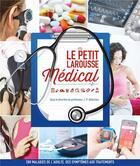 Couverture du livre « Le petit larousse médical » de Collectif aux éditions Larousse