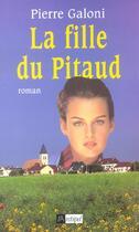 Couverture du livre « La fille du pitaud » de Pierre Galoni aux éditions Archipel