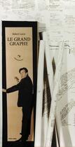 Couverture du livre « Le grand graphe » de Hubert Lucot aux éditions Tristram