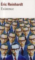 Couverture du livre « Existence » de Eric Reinhardt aux éditions Gallimard