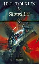 Couverture du livre « Le silmarillion » de J.R.R. Tolkien aux éditions Pocket