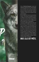 Couverture du livre « Loup y es-tu ? » de Charlotte Bousquet aux éditions Glenat Jeunesse