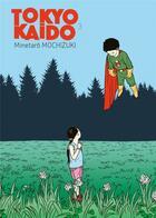 Couverture du livre « Tokyo kaido T.3 » de Minetaro Mochizuki aux éditions Le Lezard Noir