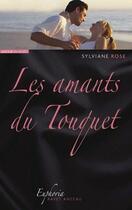 Couverture du livre « Les amants du Touquet » de Sylviane Rose aux éditions Ravet-anceau