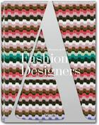 Couverture du livre « Fashion designers A-Z ; Missoni edition » de Suzy Menkes et Valerie Steele aux éditions Taschen
