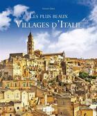 Couverture du livre « Les plus beaux village d'Italie » de Stefano Zuffi aux éditions Vilo