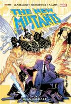 Couverture du livre « The New Mutants ; INTEGRALE VOL.4 ; 1985-1986 » de Bill Sienkiewicz et Chris Claremont aux éditions Panini