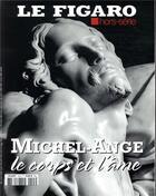 Couverture du livre « Michel-Ange, le corps et l'âme » de Collectif aux éditions Societe Du Figaro