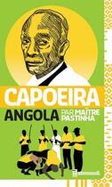 Couverture du livre « Capoeira Angola » de Vicente Ferreira Pastinha aux éditions Afromundi