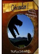 Couverture du livre « Gévaudan ! » de Bernard Leonetti aux éditions Edb