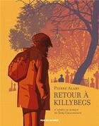 Couverture du livre « Retour à Killybegs » de Sorj Chalandon et Pierre Alary aux éditions Rue De Sevres