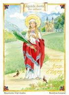 Couverture du livre « Sainte Foy d'Agen » de Mauricette Vial-Andru aux éditions Saint Jude