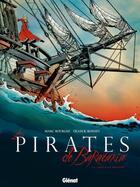 Couverture du livre « Les pirates de Barataria t.1 ; Nouvelle Orléans » de Marc Bourgne et Franck Bonnet aux éditions Glenat