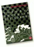 Couverture du livre « Théorie générale des normes » de H. Kelsen aux éditions Puf