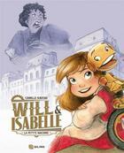 Couverture du livre « Will & Isabelle T.2 ; Edmond » de Camille Raveau aux éditions Qilinn