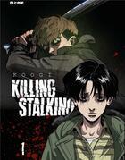 Couverture du livre « Killing stalking T.1 » de Koogi aux éditions Taifu Comics