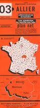 Couverture du livre « Departement n 03 » de Collectif aux éditions Ponchet-plan Net