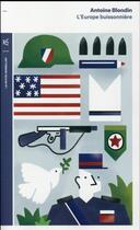 Couverture du livre « L'Europe buissonnière » de Antoine Blondin aux éditions Table Ronde