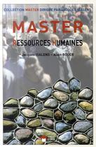 Couverture du livre « Master en ressources humaines » de Jacques Igalens aux éditions Eska