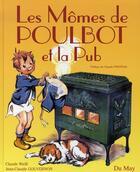 Couverture du livre « Les mômes de poulbot et la pub » de Claude Weill aux éditions Du May