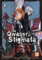 Couverture du livre « The qwaser of stigmata t.8 » de Ken-Etsu Sato et Hiroyuki Yoshino aux éditions Kaze