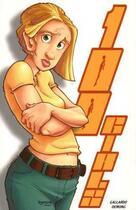 Couverture du livre « 100 girls t.1 » de Demong aux éditions Kymera