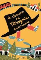 Couverture du livre « Le chapeau de Tétragonie » de Benoit Fourchard aux éditions Seuil Jeunesse