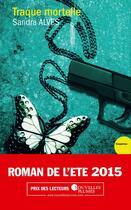 Couverture du livre « Traque mortelle » de Sandra Alves aux éditions Nouvelles Plumes