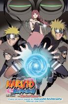 Couverture du livre « Naruto Shippuden T.4 ; the lost tower » de Masashi Kishimoto aux éditions Cameleon