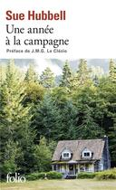 Couverture du livre « Une année à la campagne » de Sue Hubbell aux éditions Gallimard
