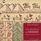Couverture du livre « Cinq fragments du désert » de Rachid Boudjedra aux éditions Actes Sud