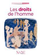 Couverture du livre « Les droits de l'homme » de Francois Le Brun aux éditions Nane