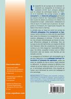 Couverture du livre « E-learning conception et mise en oeuvre d'un enseignement en ligne ; guide pratique pour une e-pédagogie » de Christian Ernst aux éditions Cepadues